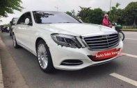 Cần bán lại xe Mercedes S500 2016, màu trắng giá 5 tỷ 350 tr tại Hà Nội