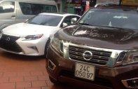 Bán xe Nissan Navara đời 2015, màu nâu, nhập khẩu như mới, giá 595tr giá 595 triệu tại Thái Nguyên