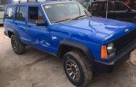 Bán ô tô Jeep Cherokee 1992, màu xanh lam, nhập khẩu giá 100 triệu tại Hà Nội