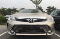 Bán xe Toyota Camry 2.5G đời 2018, màu vàng giá 1 tỷ 121 tr tại Hà Nội