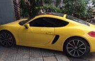 Bán ô tô Porsche Cayman sản xuất 2016, màu vàng, nhập khẩu nguyên chiếc giá 3 tỷ 600 tr tại Tp.HCM