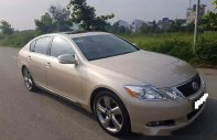 Cần bán xe Lexus GS350 đời 2009, màu vàng chính chủ giá 1 tỷ 150 tr tại Hà Nội