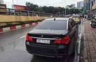 Bán xe BMW 7 Series 740Li đời 2009, màu đen, nhập khẩu giá 1 tỷ 190 tr tại Hà Nội