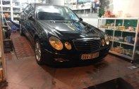 Xe Mercedes-Benz E200 sản xuất 2007 màu đen, giá chỉ 424 triệu giá 424 triệu tại Hà Nội