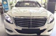 Cần bán xe Mercedes S500L 2017, màu trắng, nhập khẩu giá 6 tỷ 539 tr tại Hà Nội