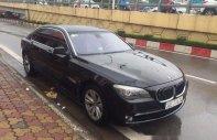 Cần bán xe BMW 740Li sản xuất 2009, màu đen, xe nhập giá 1 tỷ 190 tr tại Hà Nội