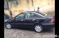Bán Mercedes C200 năm 2000, màu đen, xe nhập giá 250 triệu tại Hải Phòng