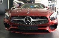 Bán xe Mercedes SL400 đời 2017, màu đỏ, nhập khẩu giá 6 tỷ 700 tr tại Tp.HCM
