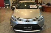 Bán Toyota Vios E CVT đời 2017-Ưu đãi phụ kiện, bảo hiểm - có xe giao ngay - LH: 0902750051 giá 515 triệu tại Tp.HCM