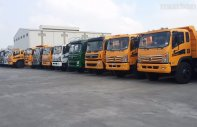 Bán xe Dongfeng 8.1T năm 2017, màu vàng, nhập khẩu   giá 630 triệu tại Lâm Đồng