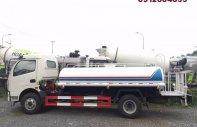 Bán xe Chuyên dùng rửa đường, đời 2017, màu trắng, nhập khẩu giá 430 triệu tại Hải Phòng