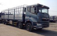 Xe tải 4 chân CAMC 17,9 tấn nhập khẩu đời 2015, hỗ trợ trả góp cao giá 569 triệu tại Tp.HCM