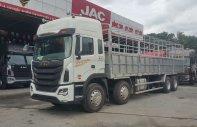 Xe tải JAC 4 chân K5 nhập nguyên chiếc, hỗ trợ trả góp cao giá 1 tỷ 29 tr tại Tp.HCM