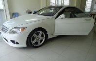 Bán Mercedes S550 (CL550) đời 2009, màu trắng, xe nhập giá 1 tỷ 980 tr tại Hà Nội