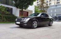 Bán Mercedes E200 năm 2008, màu đen, nhập khẩu   giá 495 triệu tại Hà Nội