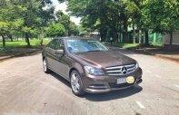 Cần bán xe Mercedes C200 đời 2014, màu nâu, nhập khẩu nguyên chiếc giá 1 tỷ 30 tr tại Tp.HCM