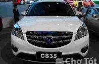 Cần tiền bán gấp Changan CS35 1.6 AT model 2016 số tự động màu trắng, xe nhập, 400 triệu 0932222253 giá 400 triệu tại Tp.HCM