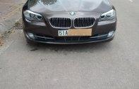 Cần bán xe BMW 5 Series đời 2013, màu nâu, nhập khẩu nguyên chiếc ít sử dụng giá 1 tỷ 380 tr tại BR-Vũng Tàu