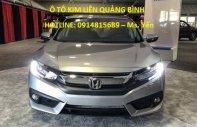 Bán ô tô Honda Civic 2018, màu bạc, nhập khẩu chính hãng, ưu đãi tốt nhất tại Quảng Bình giá 763 triệu tại Quảng Bình