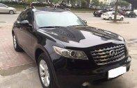 Cần bán Infiniti FX FX35 đời 2006, màu đen, nhập khẩu nguyên chiếc còn mới, 690tr giá 690 triệu tại Hà Nội