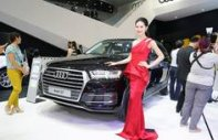 Bán xe Audi Q7 đời 2017, màu trắng, nhập khẩu giá 3 tỷ 300 tr tại Đà Nẵng