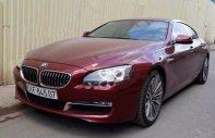 Cần bán BMW 6 Series 640i GC 2014, màu đỏ, nhập khẩu nguyên chiếc giá 2 tỷ 200 tr tại Tp.HCM