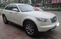 Bán Infiniti FX 35 sản xuất 2008, màu trắng, nhập khẩu chính chủ giá 1 tỷ 30 tr tại Hà Nội