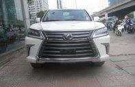 Cần bán xe Lexus LX 570 đời 2016, màu trắng, nhập khẩu nguyên chiếc giá 7 tỷ 200 tr tại Hà Nội