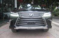 Cần bán Lexus LX 570 sản xuất 2017, màu đen, xe nhập giá 7 tỷ 945 tr tại Hà Nội