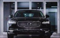 Bán ô tô Volvo S90 Inscription 2017, màu đen giá 2 tỷ 699 tr tại Tp.HCM