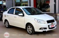 Cần bán Chevrolet Aveo LTZ 1.5AT đời 2014, màu trắng giá cạnh tranh giá 365 triệu tại Tp.HCM