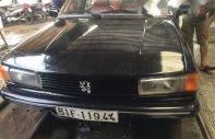 Bán gấp Peugeot 305 năm 1990, màu đen giá 45 triệu tại Tp.HCM