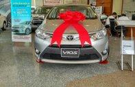 Bán Toyota Vios 1.5E MT 2018 - Ưu đãi bảo hiểm, phụ kiện - 145 triệu lấy xe - Liên hệ 0902336659 giá 488 triệu tại Bình Dương