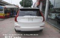 Bán xe Volvo XC90 2017 màu trắng giá 3 tỷ 650 tr tại Hà Nội