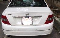 Chính chủ bán Mercedes C250 2010, màu trắng, nhập khẩu chính hãng giá 520 triệu tại Hà Nội