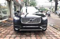 Bán xe Volvo Xc 90 Model 2017 nhập khẩu Mỹ, màu đen, mới 100% giá 3 tỷ 899 tr tại Hà Nội