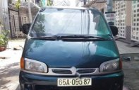 Bán ô tô Mitsubishi Space Gear đời 1995, màu xanh lam, xe nhập giá 140 triệu tại Cần Thơ