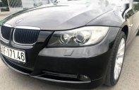 Bán BMW 3 Series 320i năm 2008, màu đen, nhập khẩu  giá 383 triệu tại Tp.HCM