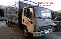Cần bán xe FAW xe tải thùng đời 2017, màu trắng giá 419 triệu tại Hà Nội