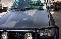 Cần bán Toyota RAV4 đời 2002, màu đen giá 95 triệu tại Bình Dương