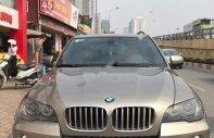 Bán xe BMW X5 4.8i đời 2007, màu vàng, nhập khẩu giá 590 triệu tại Hà Nội