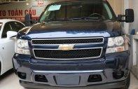 Bán ô tô Chevrolet Suburban AT đời 2009, màu xanh lam, xe nhập giá 1 tỷ 800 tr tại Hà Nội