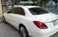 Cần bán Mercedes C250 đời 2016, màu trắng, nhập khẩu giá 1 tỷ 390 tr tại Hà Nội