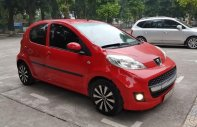 Chính chủ bán Peugeot 107 1.0 AT đời 2011, màu đỏ, nhập khẩu giá 285 triệu tại Hà Nội