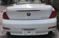 Bán xe BMW 6 Series 650i đời 2008, màu trắng  giá 850 triệu tại Tp.HCM