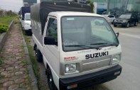 Bán Suzuki Supper Carry Truck 5 tạ 2017 mui bạt, màu trắng giá cạnh tranh - LH: 0985.547.829 giá 257 triệu tại Hà Nội