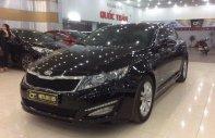 Cần bán xe Kia K5 2.0AT đời 2010, màu đen, xe nhập số tự động giá 569 triệu tại Hải Phòng