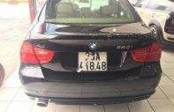 Bán BMW 3 Series 320i đời 2011, màu đen, nhập khẩu nguyên chiếc giá 595 triệu tại Hà Nội