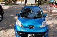 Bán ô tô Peugeot 107 1.0AT đời 2008, màu xanh lam, xe nhập chính chủ, giá 230tr giá 230 triệu tại Hà Nội