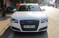 Bán xe Audi A8 2011 màu trắng giá 2 tỷ 80 tr tại Hà Nội
